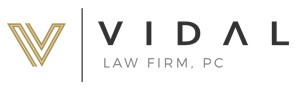 Vidal Law Firm logo